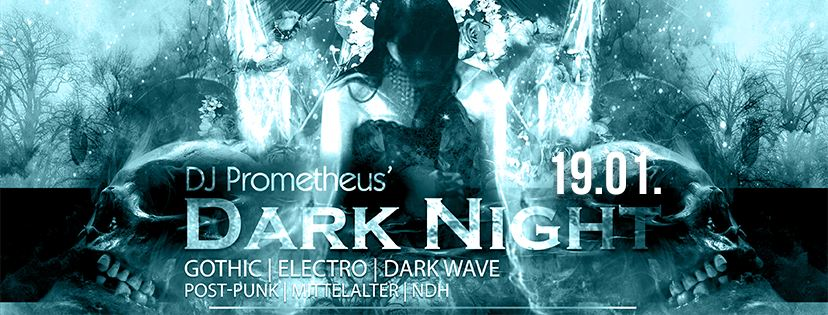 DJ Prometheus' Dark Night
