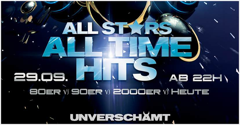 All Stars All Time Hits