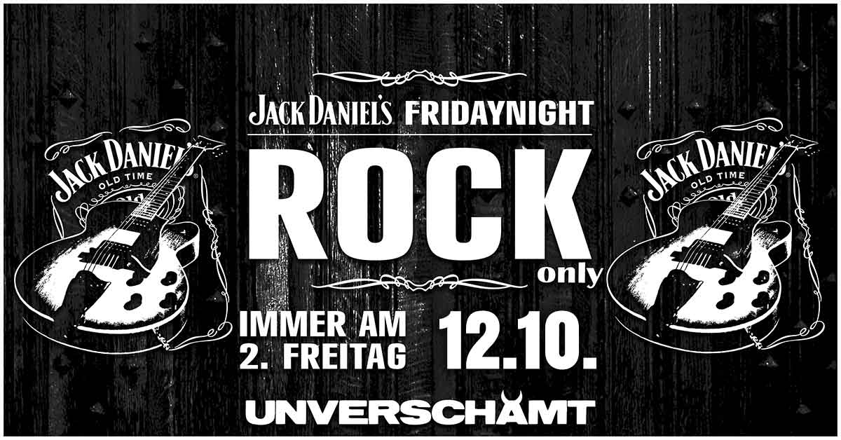 Jack Daniel's Friday Night Rock
