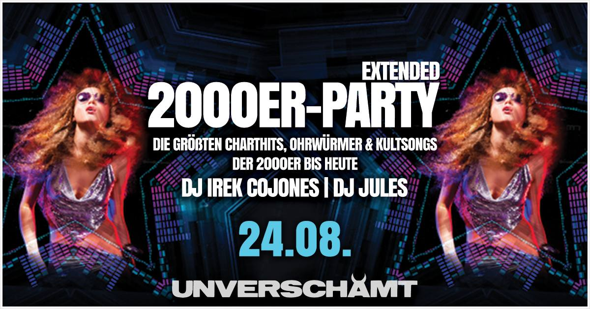 2000er-Party Extended (POP)
