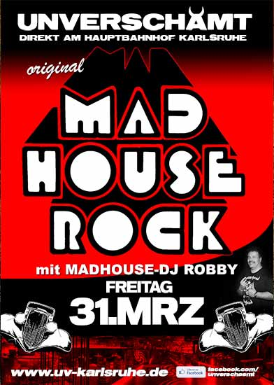 MADHOUSE ROCK