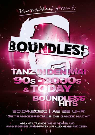 90s, 00s and today (Boundless Hits)
