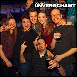 Abschlussparty (90er-Tag) am 24.02.2017