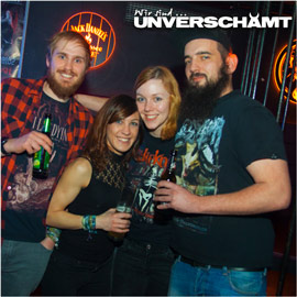 Nu-Metal-Night am 17.01.2020